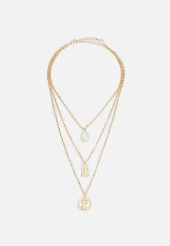 LAYERING BASIC NECKLACE UNISEX - Ketting - gold-coloured