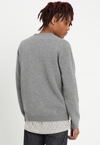 Carhartt WIP - ALLEN - Strikkegenser - grey heather - 2