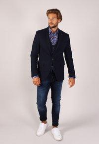 Gabbiano - Blazer - blue denim - 1