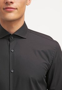 HUGO - JASON SLIM FIT - Formal shirt - black - 4