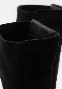 ALDO - SATORI - Vysoká obuv - other black - 5