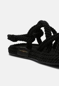 Copenhagen Shoes - SAFARI - Sandali - black - 5