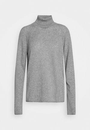 ALAIA ROLLNECK - Jumper - light grey
