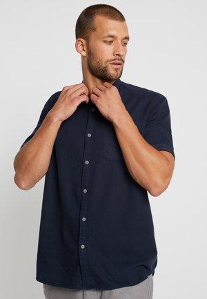 WAFFLE - Shirt - navy