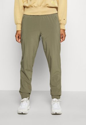 PLEASANT CREEK™ WARM JOGGER - Outdoor trousers - stone green