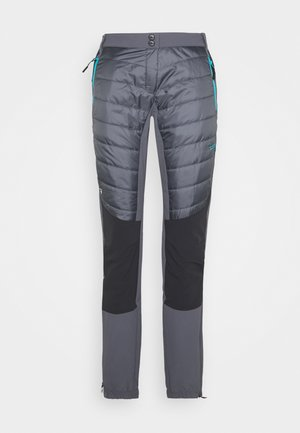 WOMAN PANT - Broek - graffite