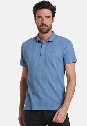 THIAS POLO - Polo shirt - blue