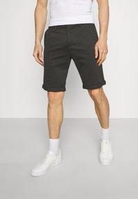 TOM TAILOR DENIM - Shorts - anthracite - 0