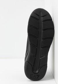 EA7 Emporio Armani - Sneakersy niskie - black - 4
