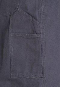Obey Clothing - HARDWORK CARPENTER PANT  - Kangashousut - french navy - 7