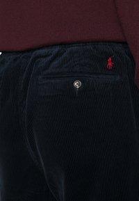 Polo Ralph Lauren - FLAT PANT - Pantalon classique - hunter navy - 4