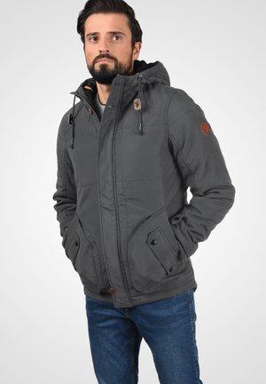 Winter jacket - ebony grey