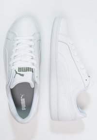 Puma - SMASH L - Baskets basses - white - 1