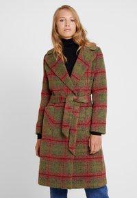 King Louie - BARCLAY COAT MISSISSSIPPI - Classic coat - olive green - 0