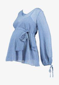 Glamorous Bloom - Blouse - blue - 5