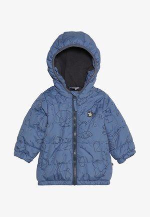ANORAK OUTDOOR - Winter jacket - blue