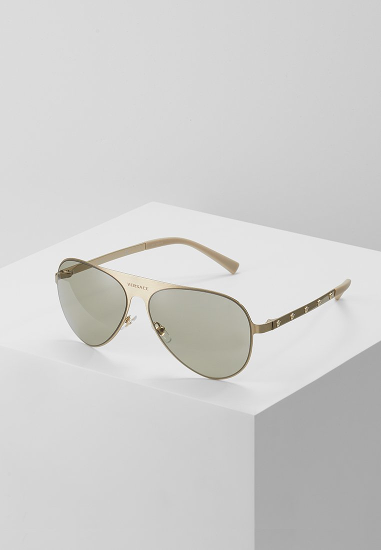Versace - Sonnenbrille - gold-coloured