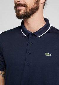 Lacoste Sport - Funktionsshirt - navy blue/white - 6