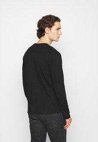Redefined Rebel - GUTI TEE - Long sleeved top - black - 2