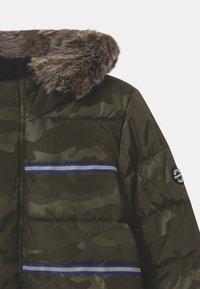 s.Oliver - Zimní bunda - khaki/oliv - 4