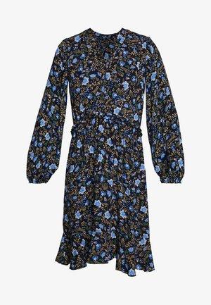 YASTHISTLE  DRESS  - Day dress - navy blazer/thistle aop