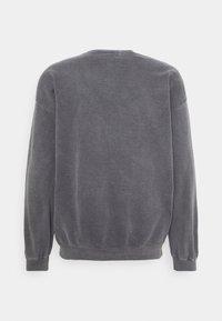 Topman - BERLIN BIRO PRINT UNISEX - Sweatshirt - black - 1
