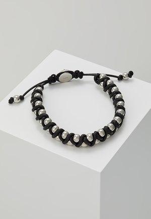 STACKABLES - Bracelet - schwarz