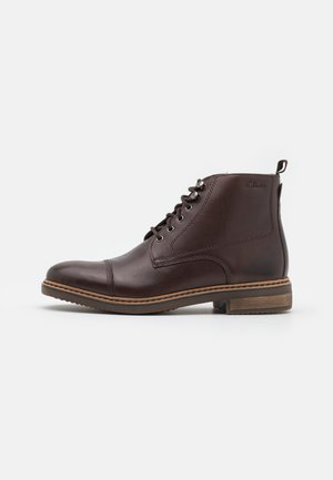 BLACKFORD RISE - Lace-up ankle boots - dark brown