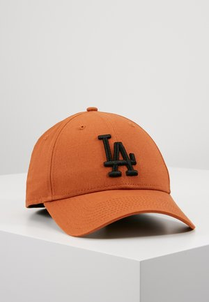LEAGUE ESSENTIAL 9FORTY - Cap - rust/black