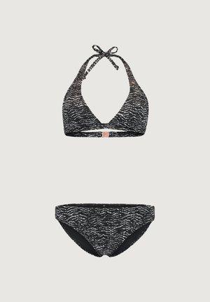 HAVAA MAOI MIX - Bikini - schwarz