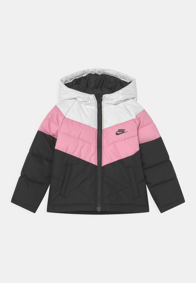 Nike Sportswear - UNISEX - Talvitakki - black/pink