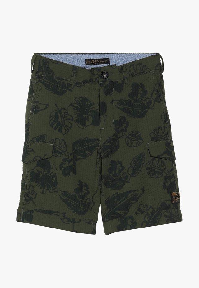 CHINO  - Pantalones cargo - khaki