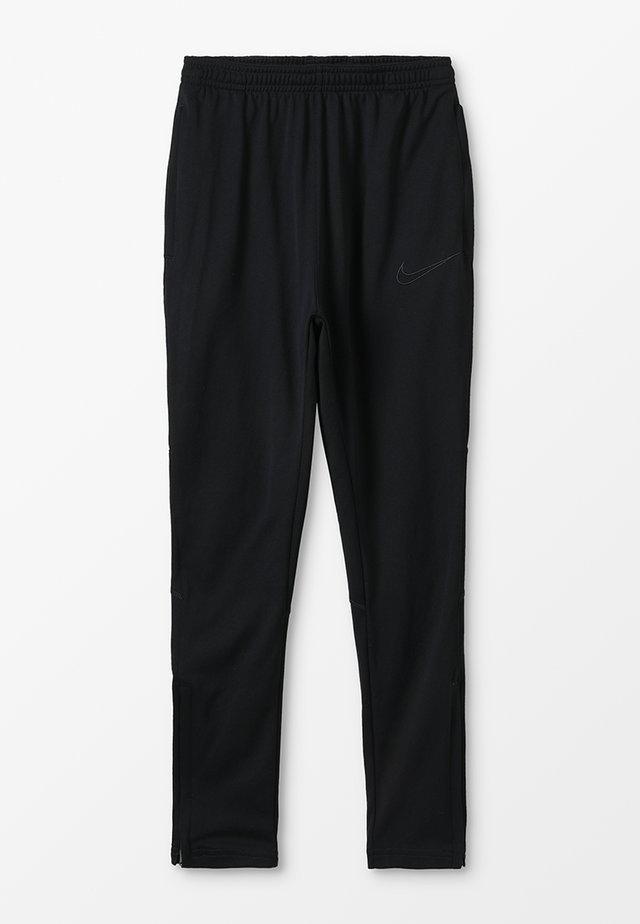 DRY - Tracksuit bottoms - black