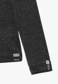 Retour Jeans - SHORAH - Top sdlouhým rukávem - black - 2