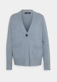 Repeat - Cardigan - dusty blue - 0