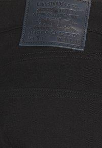 Levi's® Made & Crafted - LMC 511™ - Džíny Slim Fit - lmc black rinse 1 - 2