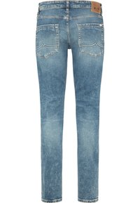 Mustang - Jeans Tapered Fit - denim blue - 1