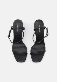 Even&Odd - High heeled sandals - black - 5