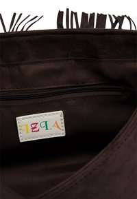 IZIA - Across body bag - dunkelbraun - 4