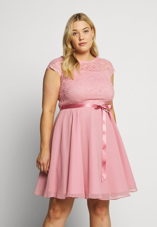 Cocktail dress / Party dress - cherry blossom