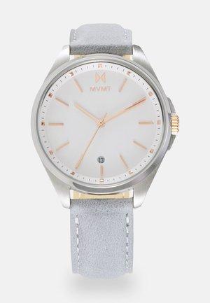 CORONADA - Horloge - grey/white