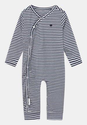 BABY PLAYSUIT NOORVIK - Pyjamas - navy