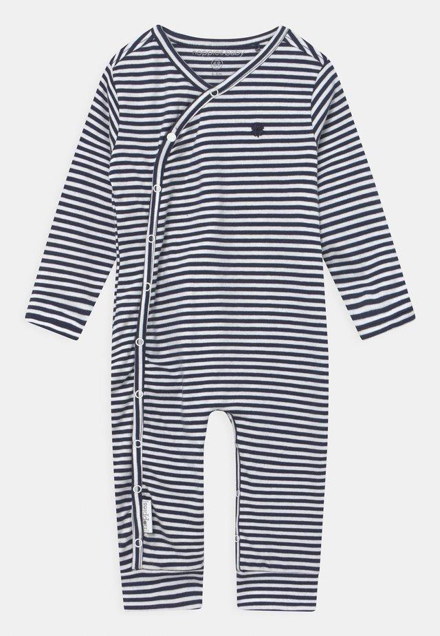 BABY PLAYSUIT NOORVIK - Pyjama - navy