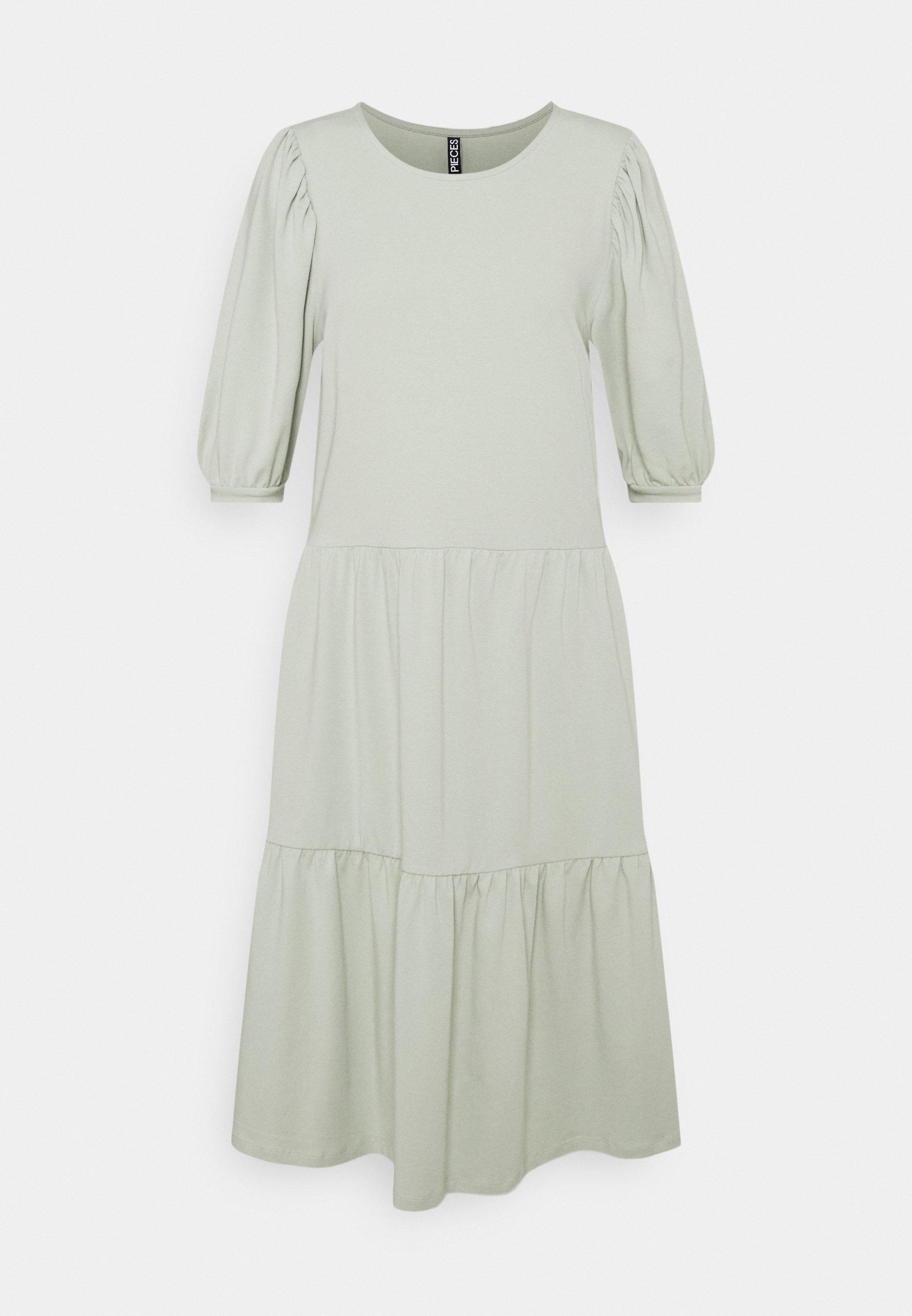 Women PCTERESE DRESS TALL - Jersey dress