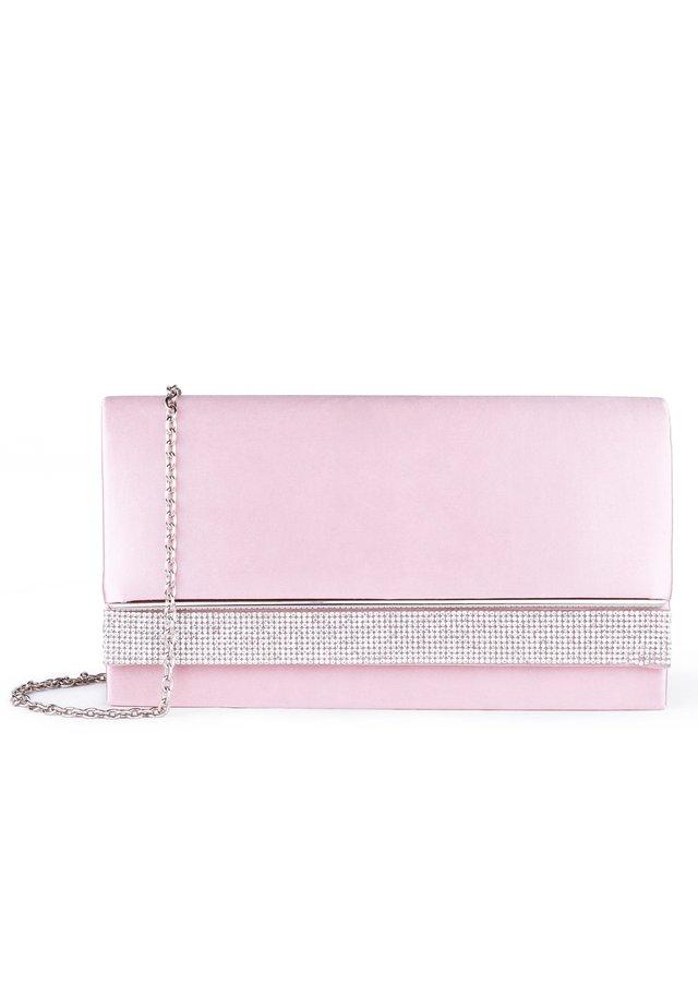DELIA - Clutch - pink