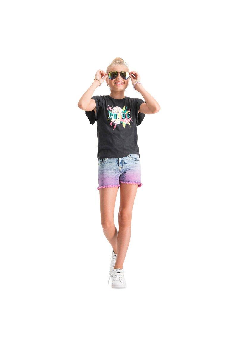 Vingino - Denim shorts - light indigo