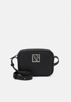CAMERA CASE WOMAN CAMERA CASE - Across body bag - nero