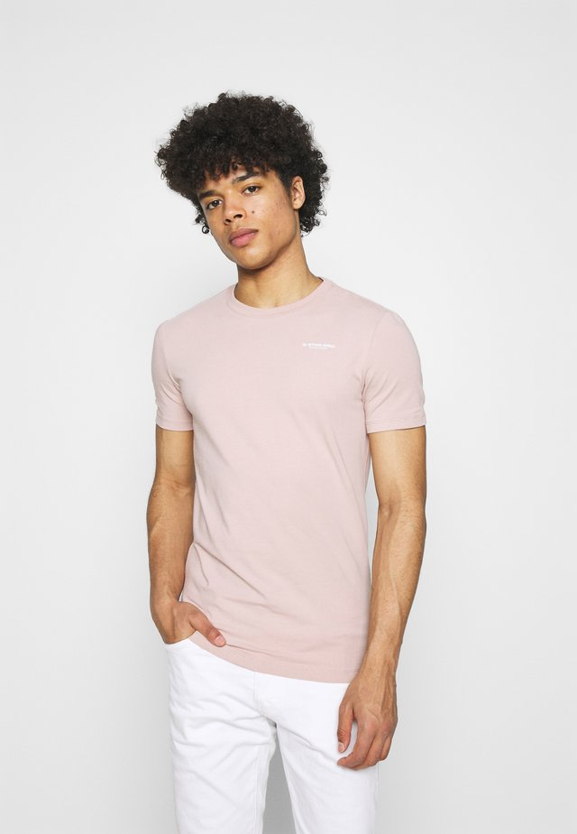 SLIM BASE R T - Basic T-shirt - lox