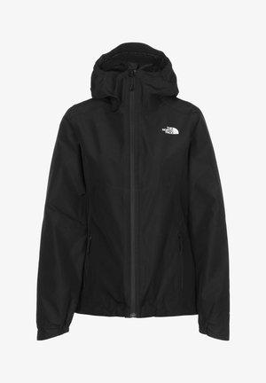 HIKESTELLER - Outdoor jacket - black