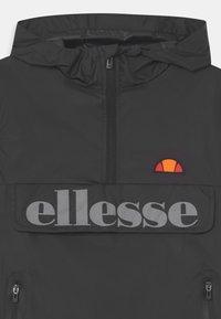 Ellesse - BOCCON UNISEX - Windbreaker - black - 2